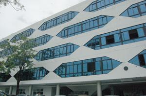 อาคารคณะพาณิชยศาสตร์และการบัญชี มหาวิทยาลัยธรรมศาสตร์