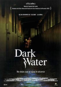 ใบปิดของ Dark Water ฉบับญี่ปุ่น