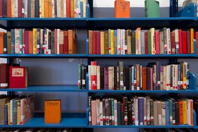 หนังสือมากมายเต็มห้องสมุด แต่ถูกหยิบอ่านบ้างไหม?