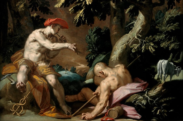 792px-Abraham_Bloemaert_-_Mercury,_Argus_and_Io_-_Google_Art_Project